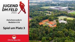 RWK TV – Jugend Zwischenrunde wU18 – GTHGC vs. VFLBK – 17.10.2021 14:00 h