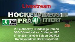 Hockeyvideos.de – DSD vs. CHTC – 17.10.2021 16:00 h