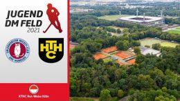 RWK TV – Jugend DM mU18 – UHC vs. HTHC – 23.10.2021 12:00 h