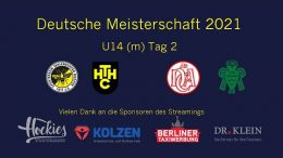 Wir Wespen – Jugend DM mU14 – Tag 2 – 24.10.2021 11:00 h