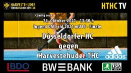HTHC TV – Jugend DM mU16 – Finale – DHC vs. HTHC – 24.10.2021 13:30 h